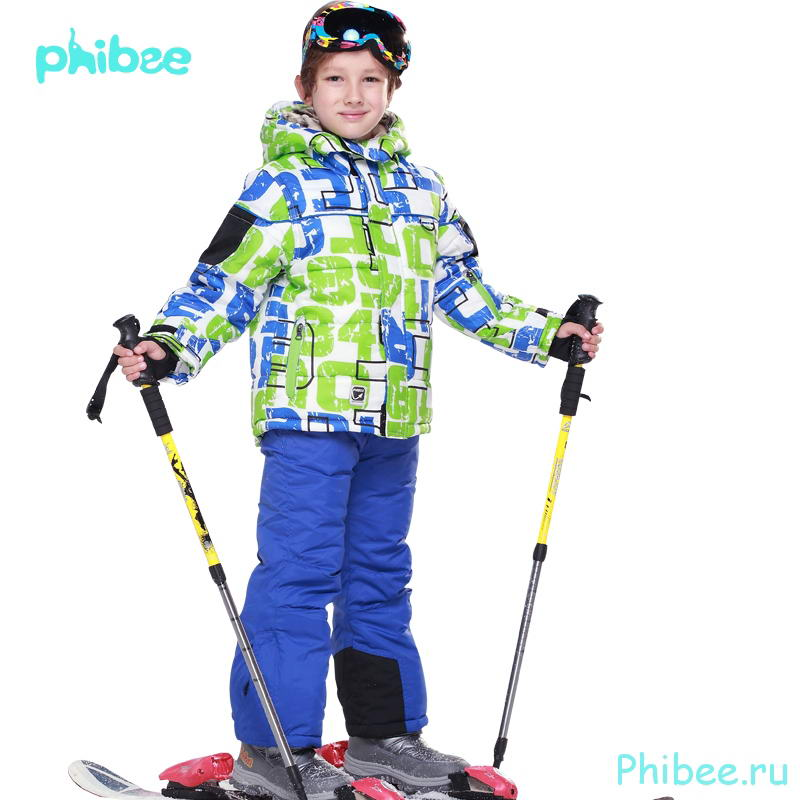 Мембранный зимний костюм Phibee 14191701