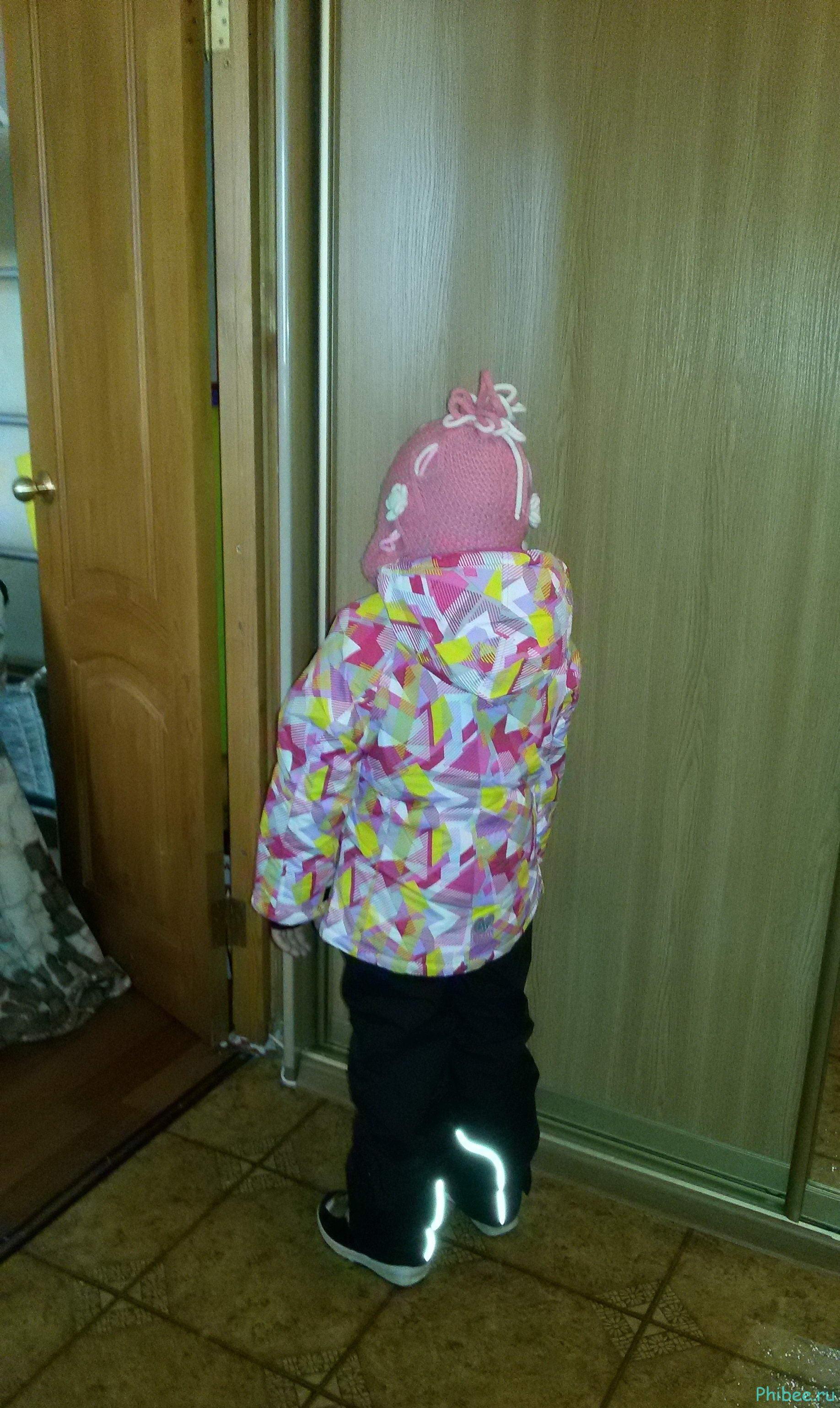 Отзыв о детском горнолыжном костюме Phibee 8019