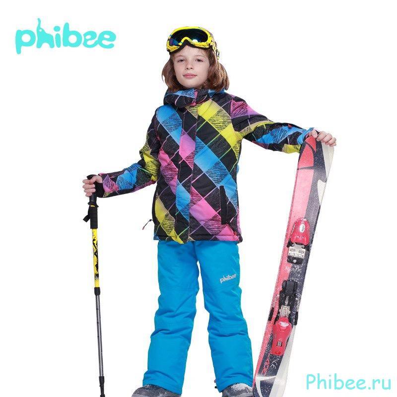 Детский горнолыжный костюм Phibee 213880