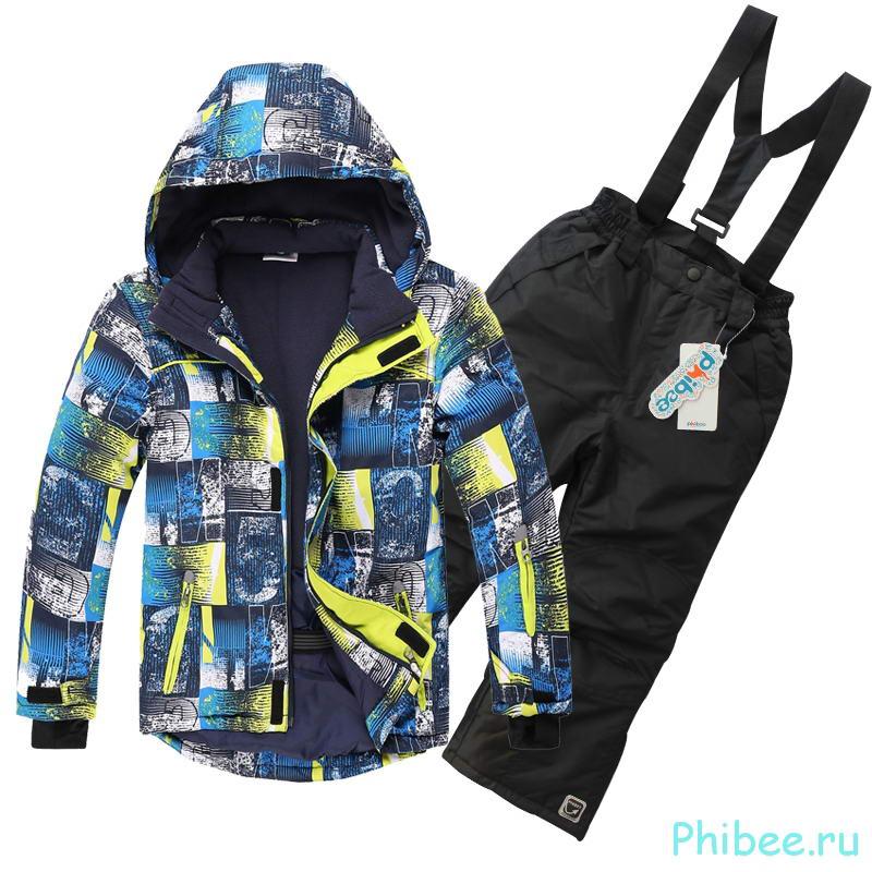 Зимний мембранный костюм Phibee 241911 black
