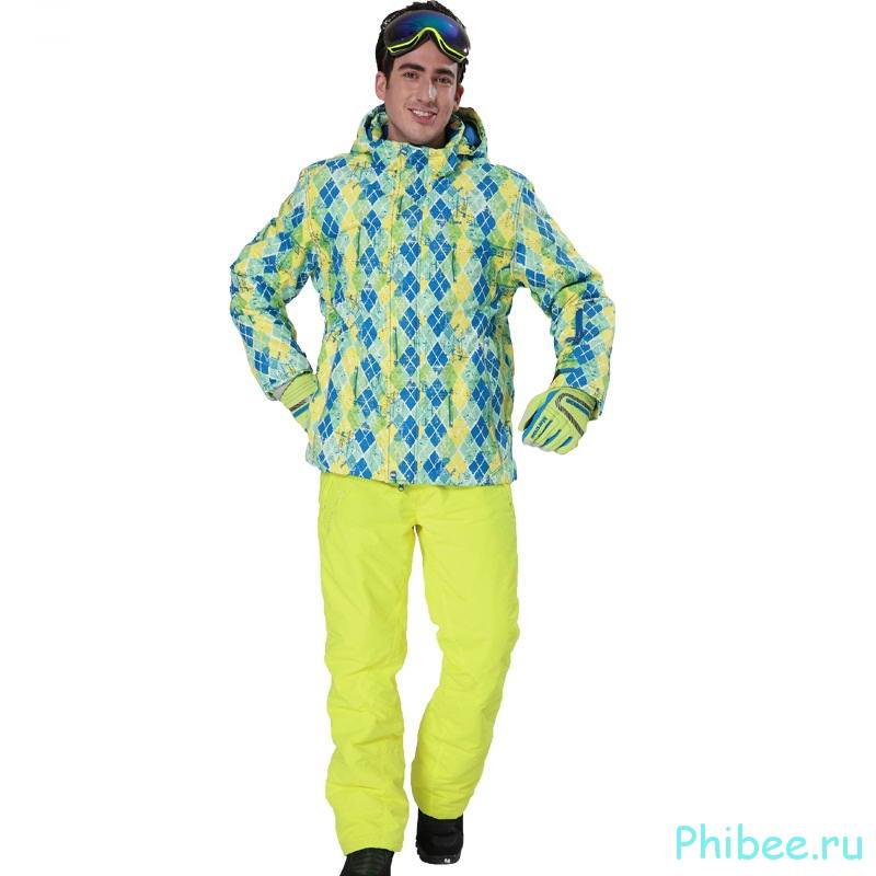 Мужской горнолыжный костюм Phibee 81602