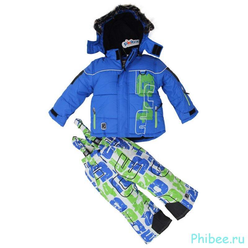 Мембранный горнолыжный костюм Phibee kids 14191700