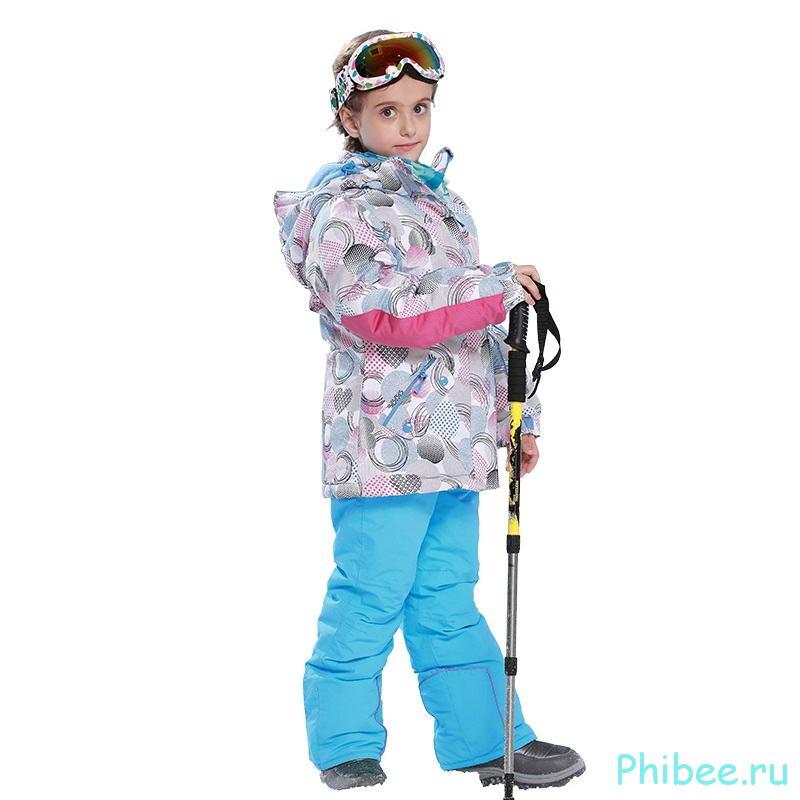 Горнолыжный костюм для девочки Phibee 4a2914