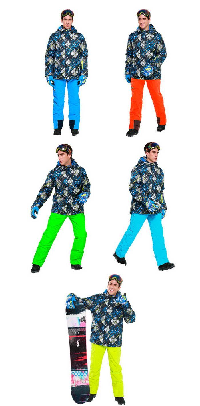 Мужской горнолыжный костюм интернет магазин