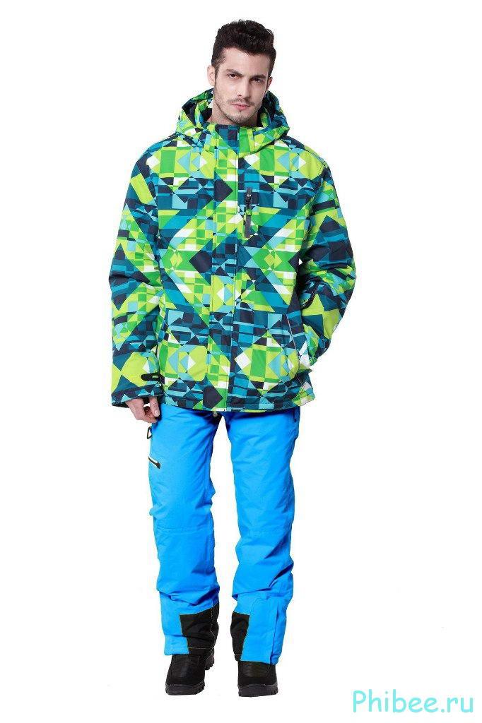 Мужской горнолыжный костюм Phibee 8010
