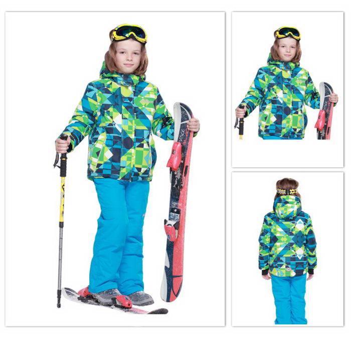 Горнолыжный костюм для мальчика Phibee 8010