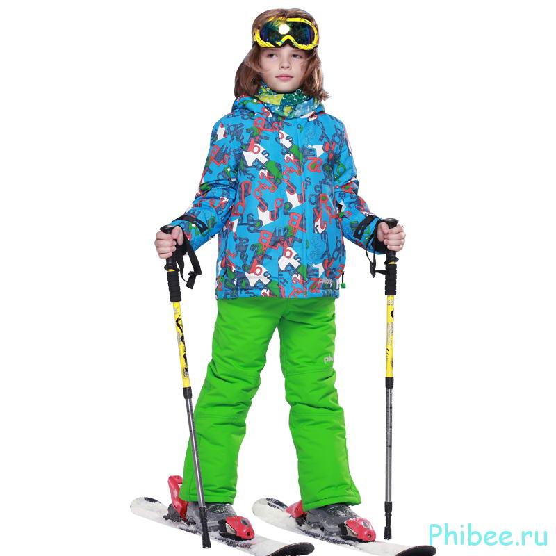 Горнолыжный костюм для детей Phibee 8012