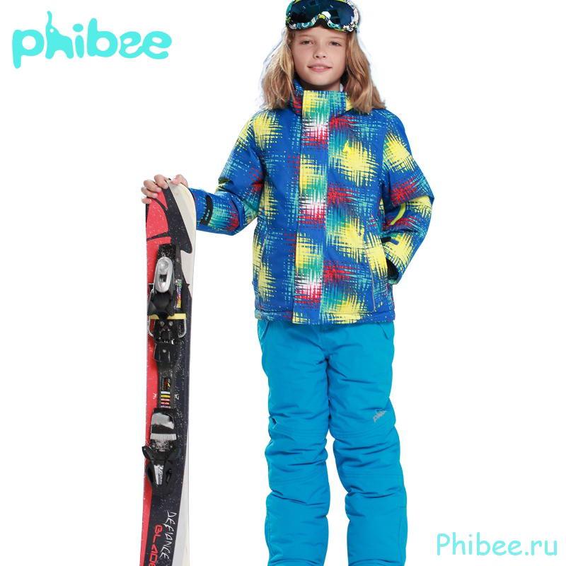 Горнолыжный костюм для мальчика Phibee 81601