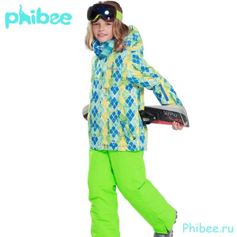 Детский горнолыжный костюм Phibee 81602