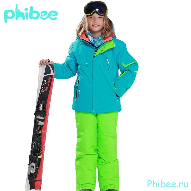 Лыжный костюм для детей Phibee 81605