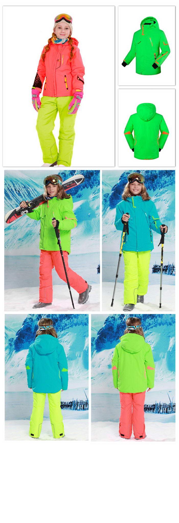 Магазин лыжных костюмов для детей