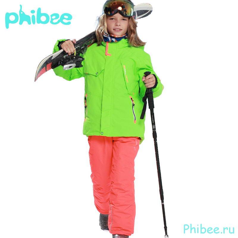 Детский лыжный костюм Phibee 81606