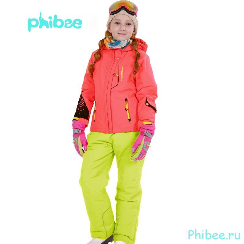 Лыжный костюм для детей Phibee 81607