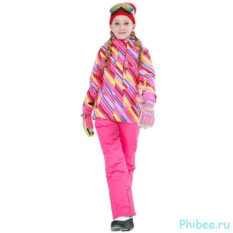 Горнолыжный костюм для девочки Phibee 81608