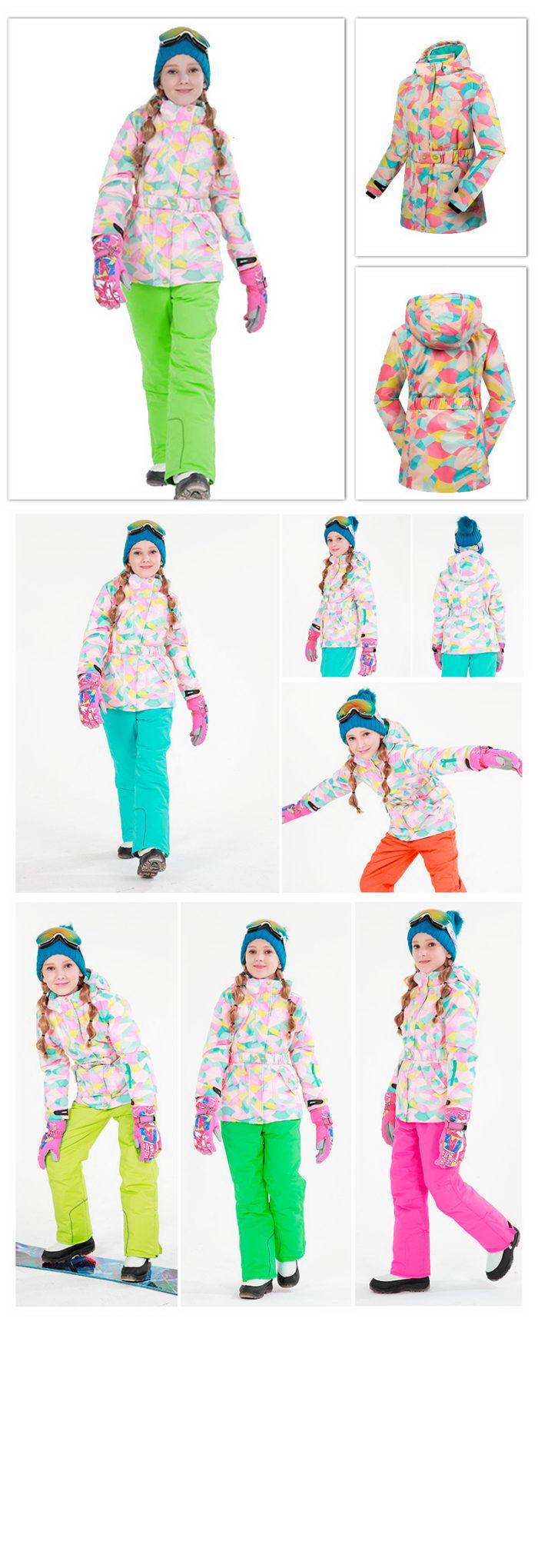Купить зимние костюмы для девочек