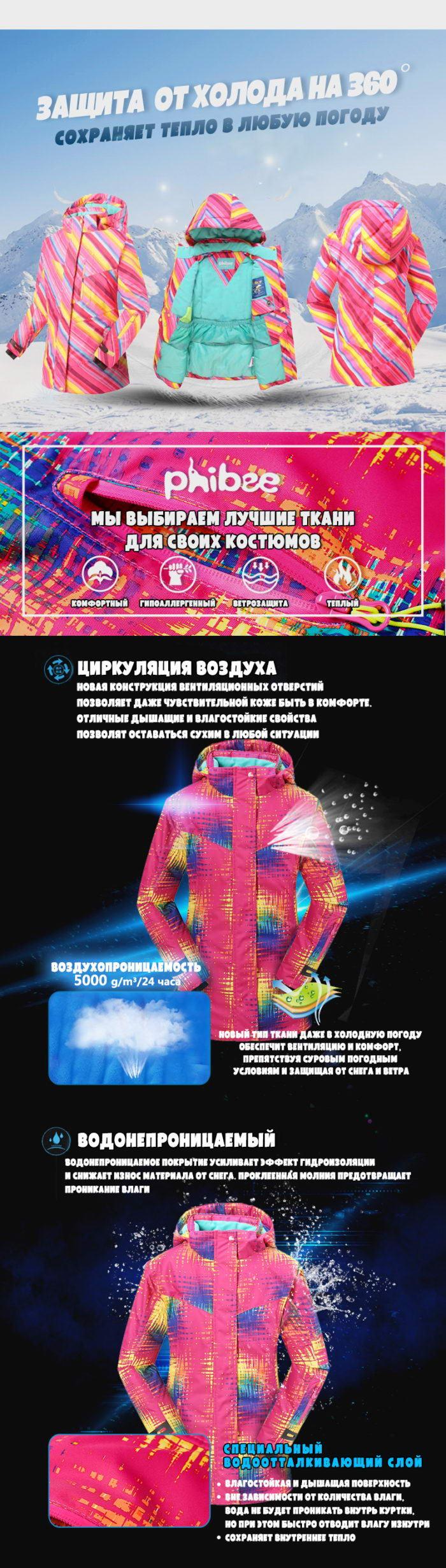 Купить горнолыжные костюмы Екатеринбург