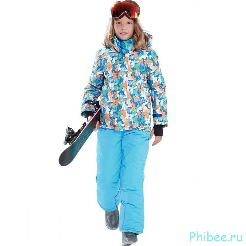 Мембранный зимний костюм для мальчика Phibee 81621