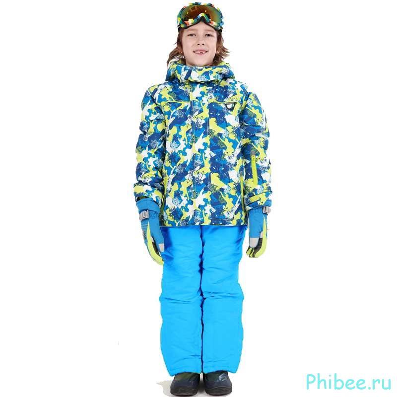 Зимний мембранный костюм для детей Phibee 81622