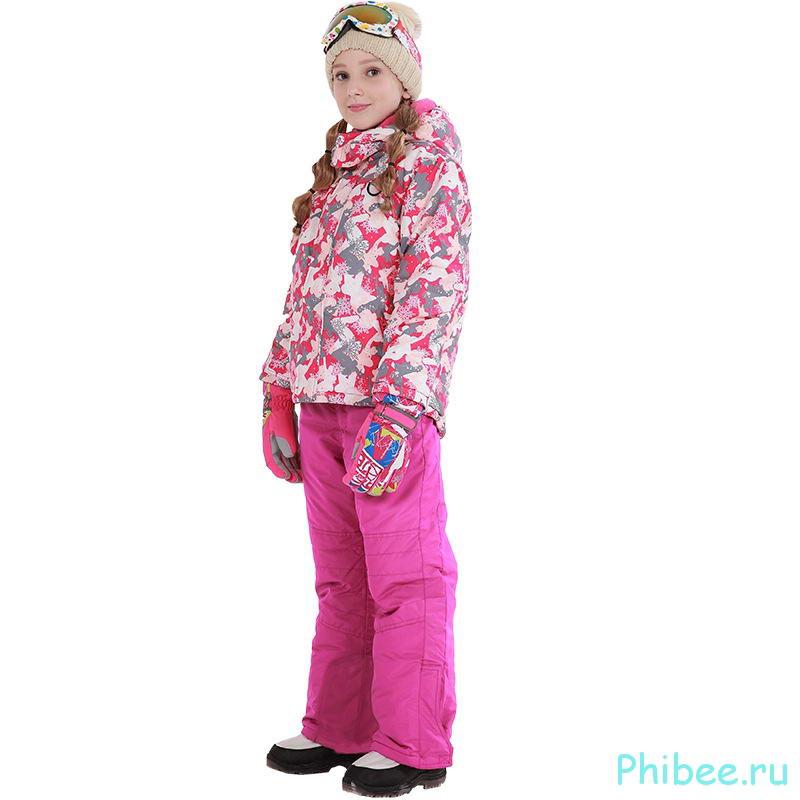 Зимний мембранный костюм для детей Phibee 81624