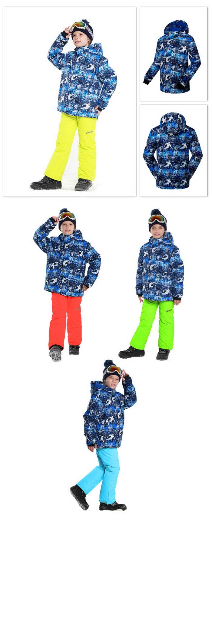 Купить горнолыжный костюм для подростка