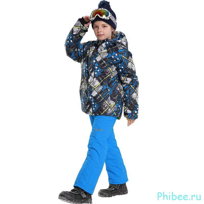 Горнолыжный костюм для мальчика Phibee 81729