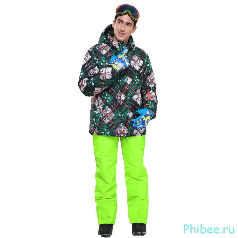Мужской зимний горнолыжный костюм Phibee 81730