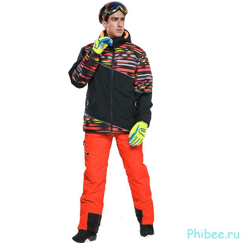 Мужской костюм для горных лыж Phibee 81735