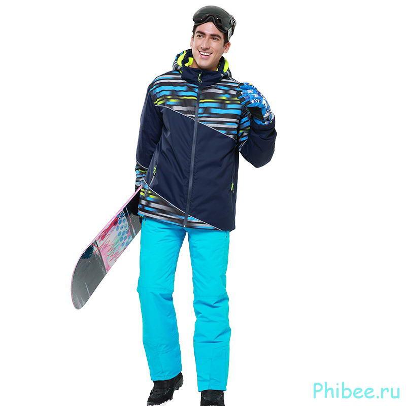 Мужской костюм для горных лыж Phibee 81736