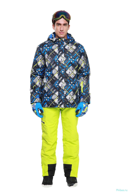 Мужской зимний горнолыжный костюм Phibee 81729