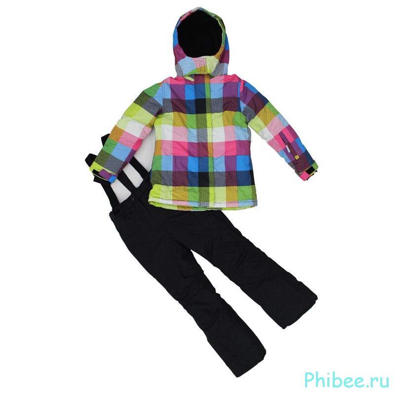 Мембранный зимний костюм Phibee 213882 Black