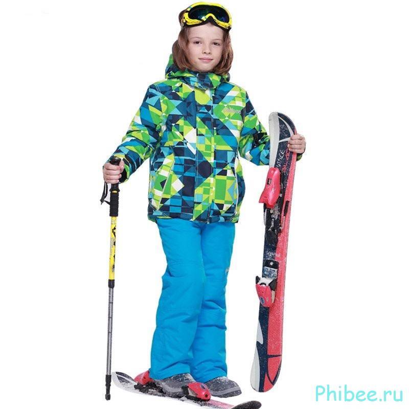 Горнолыжный костюм на мальчика Phibee 8010