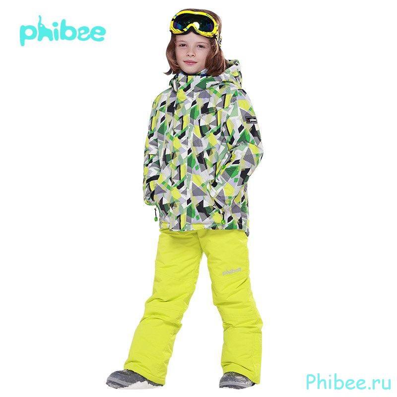 Детский горнолыжный костюм Phibee 8013