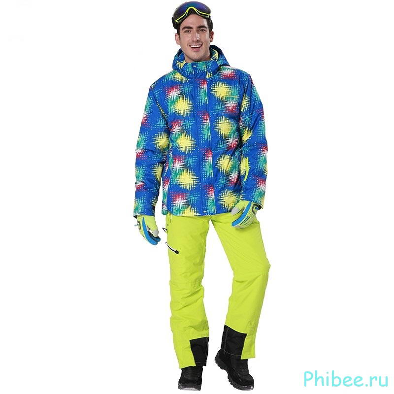 Мужской горнолыжный костюм Phibee 81601