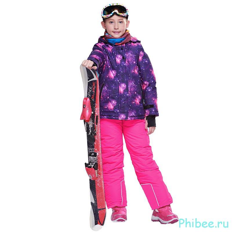 Горнолыжный костюм для девочек Phibee 8072