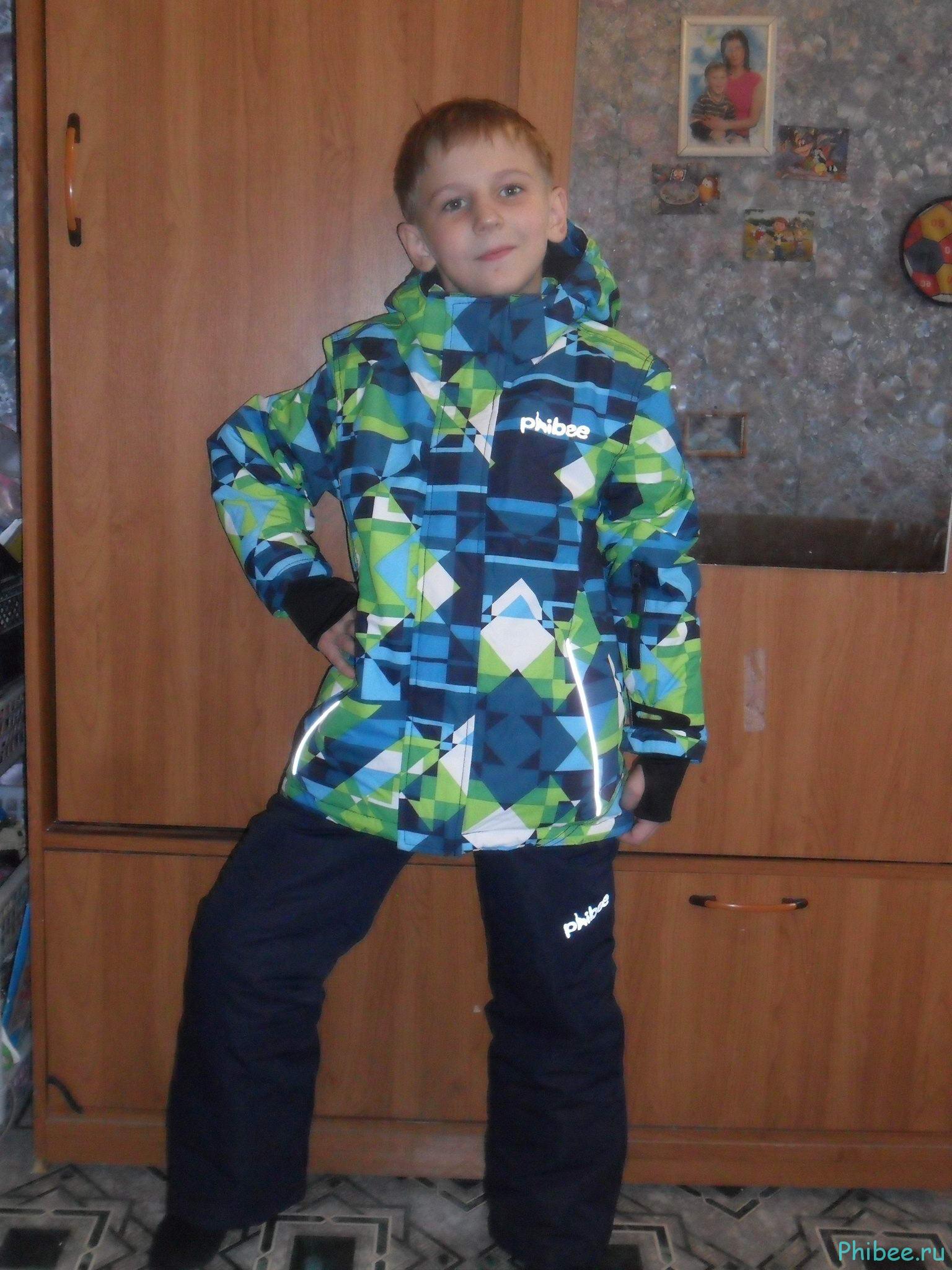 Отзыв о костюме Phibee Kids PH8010