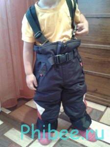Отзыв о костюме Phibee Kids 96123