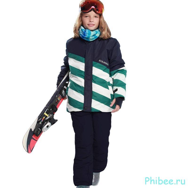 Детский горнолыжный костюм Phibee kids 6757